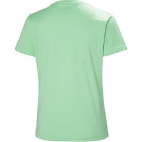 Helly Hansen HH Logo T-Shirt Femme, spring bud